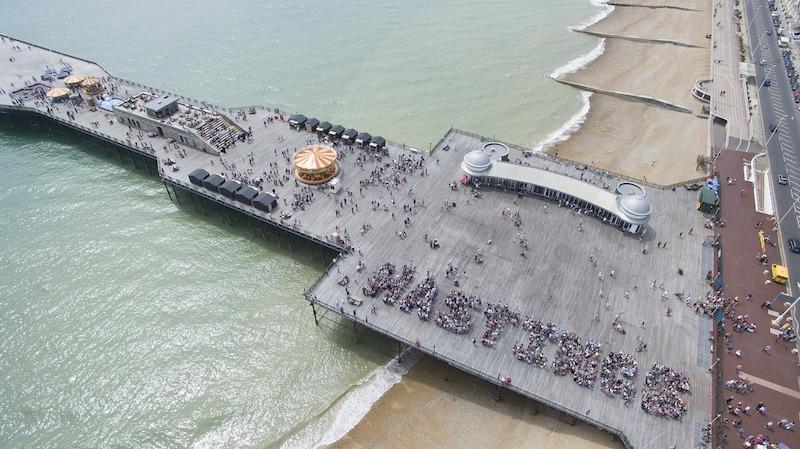 Hastings Pier - dRMM