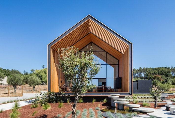 Pentagon House - Filipe Saraiva Arquitectos