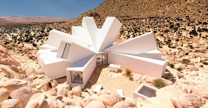 Shipping Container Home - James Whitaker