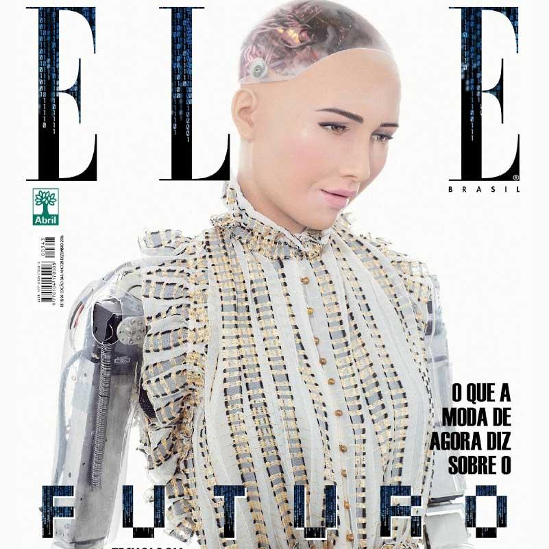 Sophia - Elle Cover