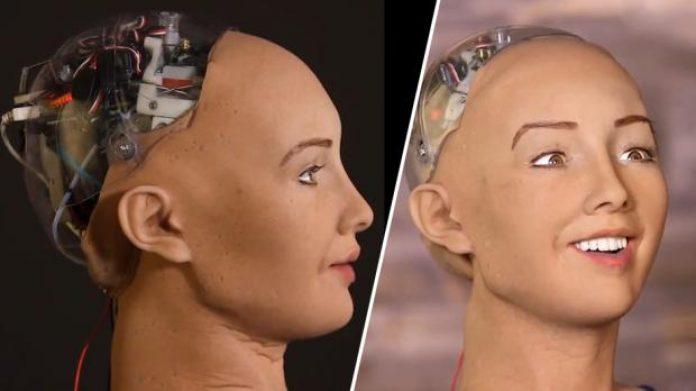Sophia - Facial Expressions