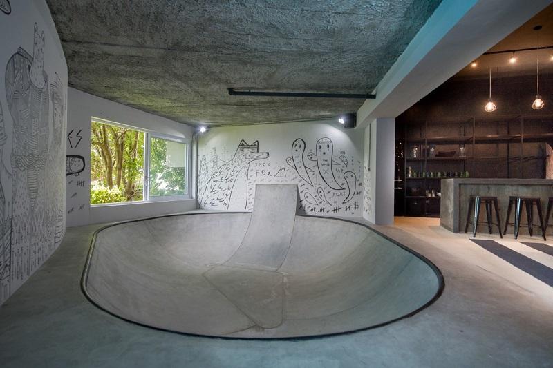 Urban Man Cave - Inhouse Brand Architects