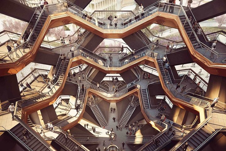 Vessel - Heatherwick Studio
