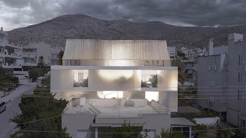 H102 Romance Contemporaine - 314 Architecture Studio