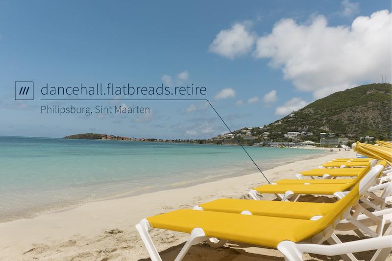 what3words - St. Maarten