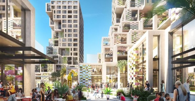 Pixel - BIG + MVRDV + Dewan Architects