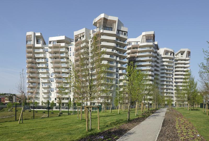 CityLife Residences- Milan