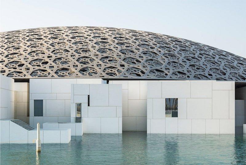 Louvre Abu Dhabi - Jean Nouvel