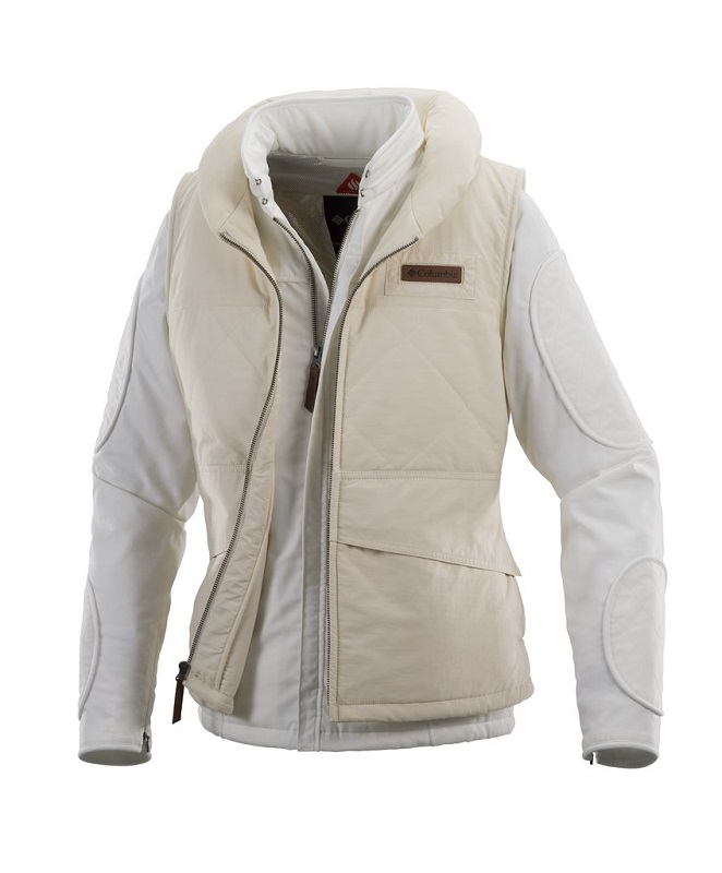 Leia Organa Echo Base Jacket - Columbia Sportswear