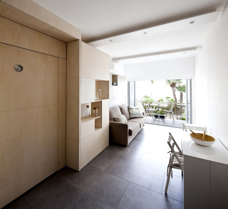 Transforming Furniture System - Angel Rico