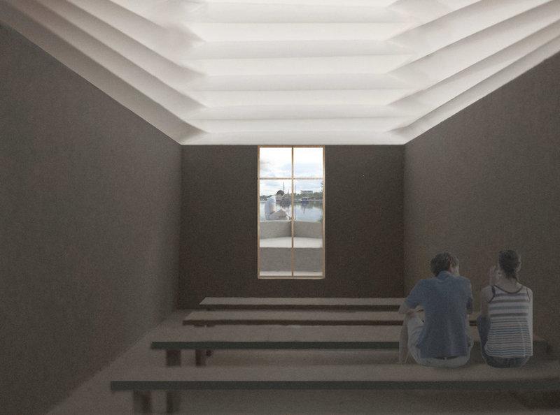 Floating Church - Denizen Works