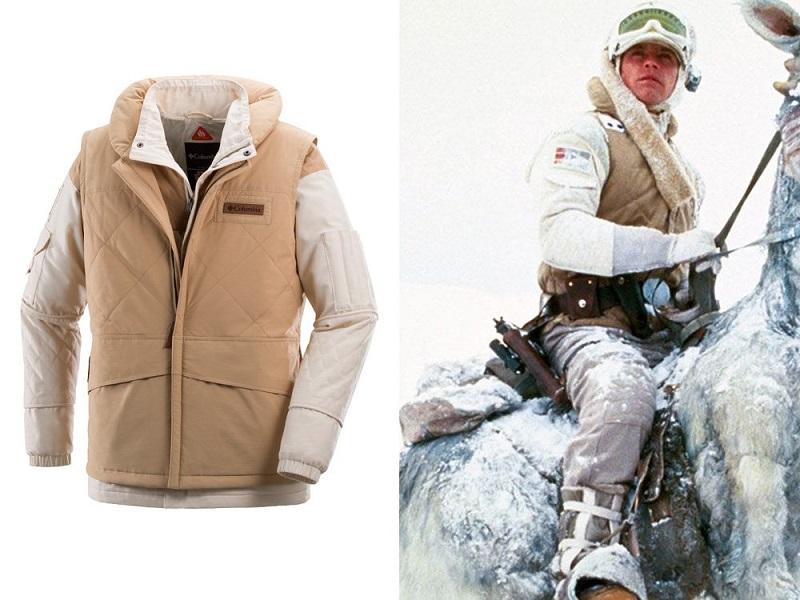 Luke Skywalker Echo Base Jacket - Columbia Sportswear