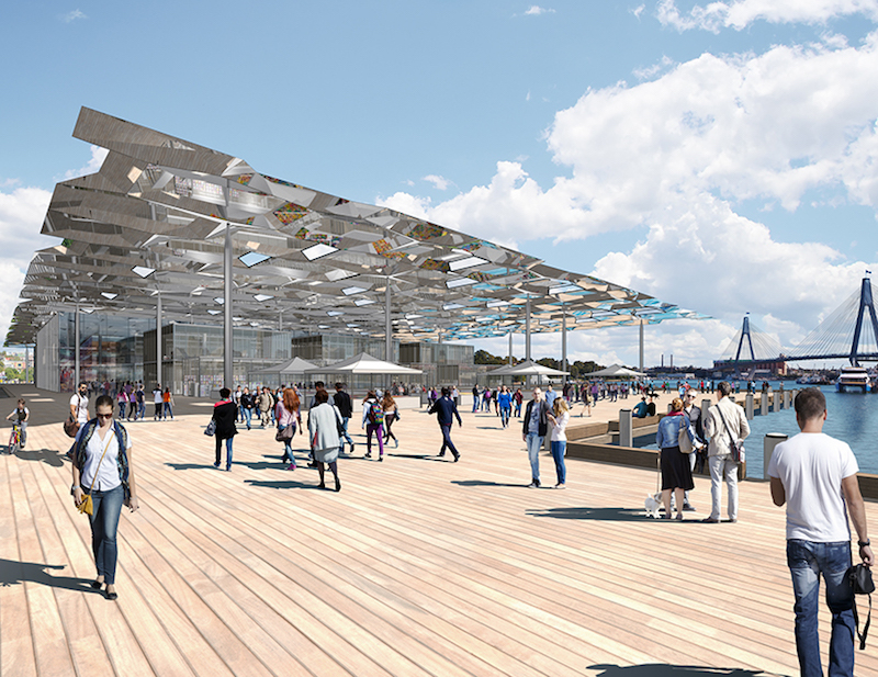 Future Project of the Year: Sydney Fish Markets Design Honored at World Architecture Festival