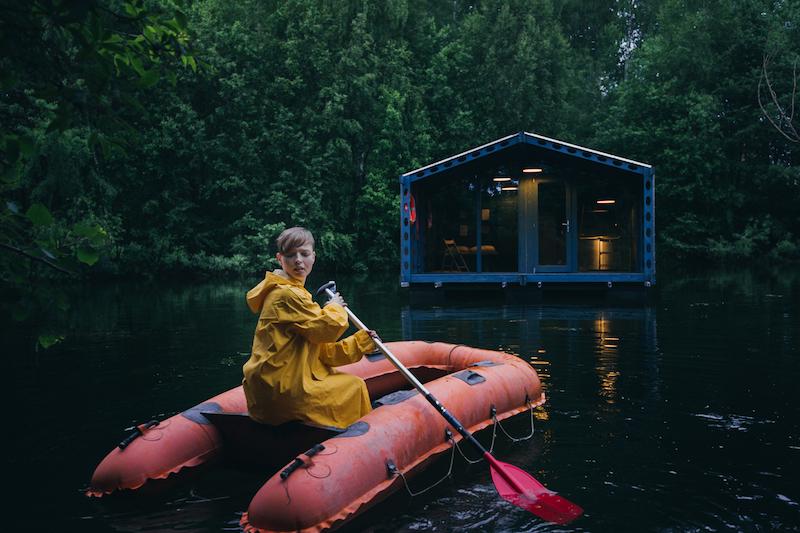 DD16 Floating Cabin - BIO Architects