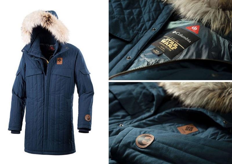 Han Solo Echo Base Jacket - Columbia Sportswear