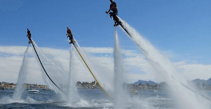 Water-Powered Jetovator