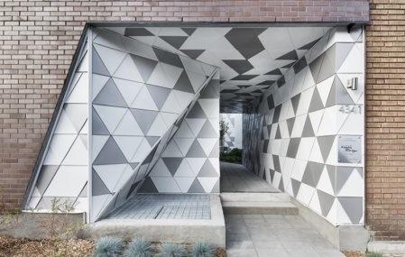 La Géode - ADHOC Architects