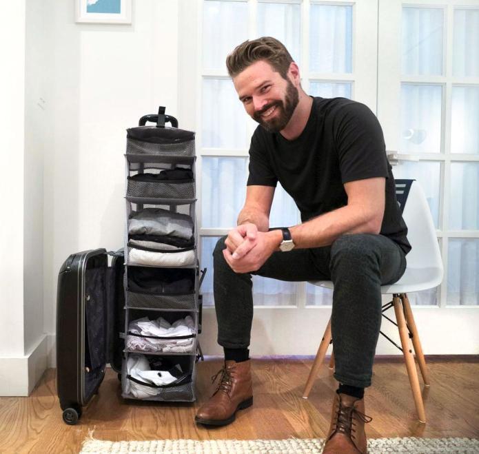 Lifepack Carry-On Closet - Adrian Solgaard