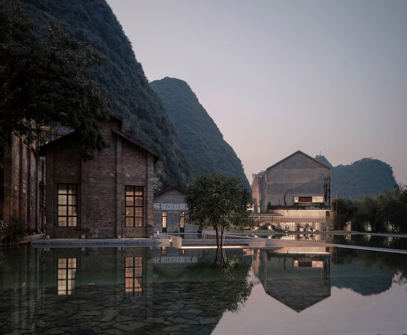 Alila Yangshuo Hotel - Vector Architects + Ju Bin
