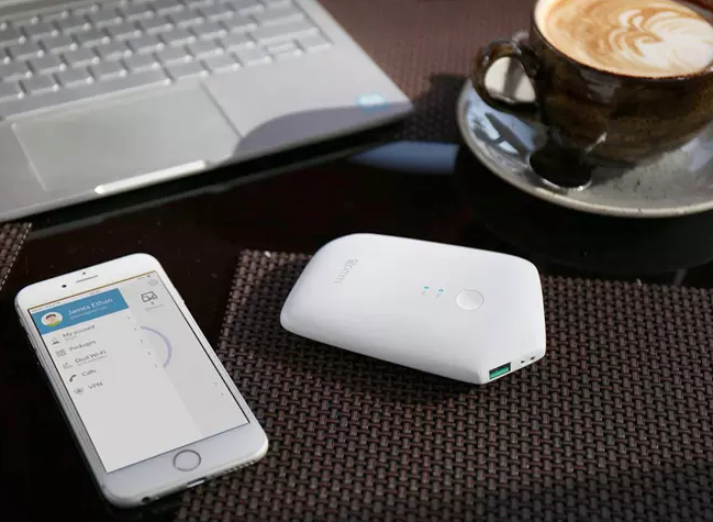 Nommi: 4G Hotspot with Global Wi-Fi
