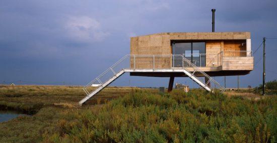 Redshank House - Lisa Shell