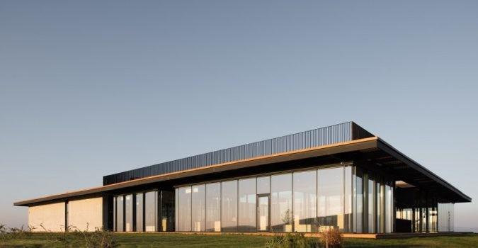Gai-Kozdor Winery - Kleinewelt Architekten