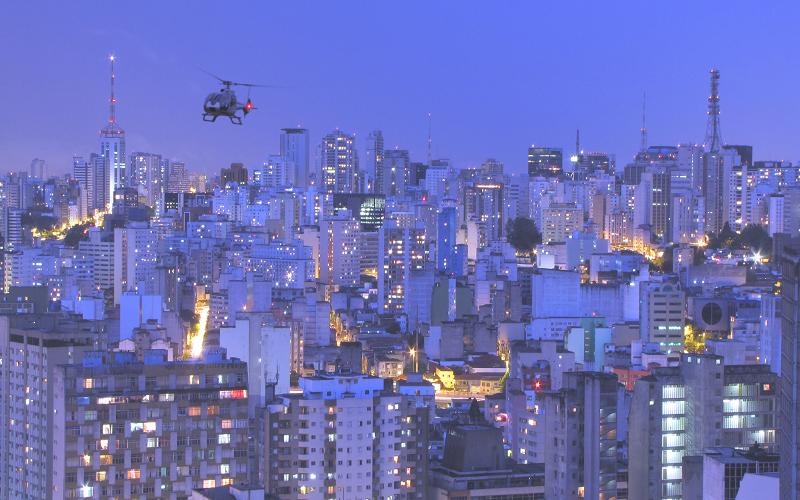 Sao Paolo Airbus