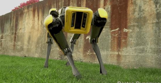 SpotMini - Boston Dynamics