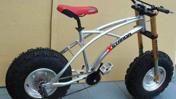 XStrada Ultra Fat Bike