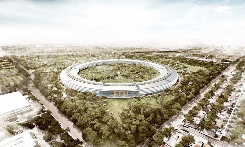 Apple Park - Foster + Partners