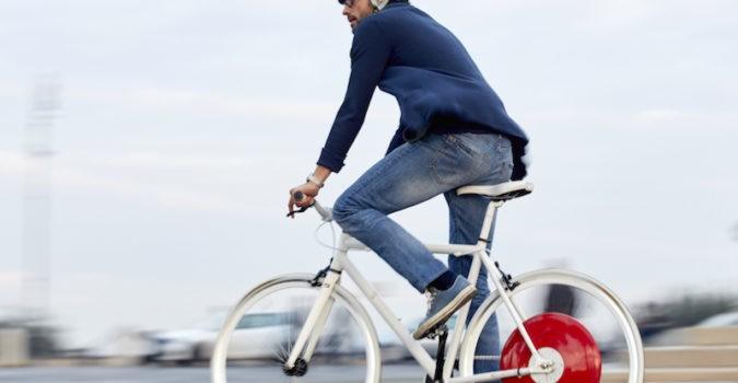 Copenhagen Wheel - Superpedestrian