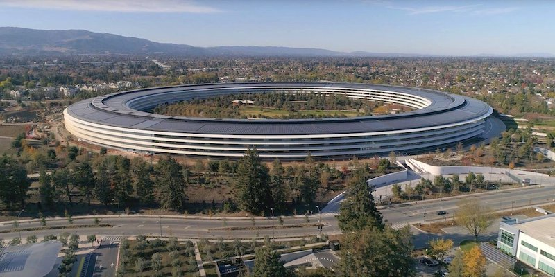 Apple Park - Foster + Partners