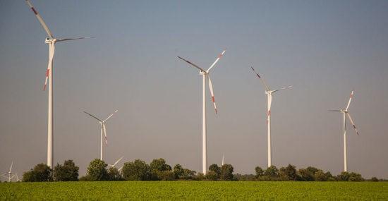 German Wind Farm