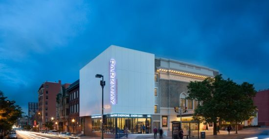 SNF Parkway - Ziger/Snead Architects