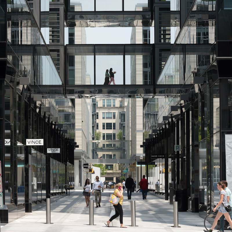 City Centre Dc: How CityCenterDC Filled A Gap In The Nation's Capital