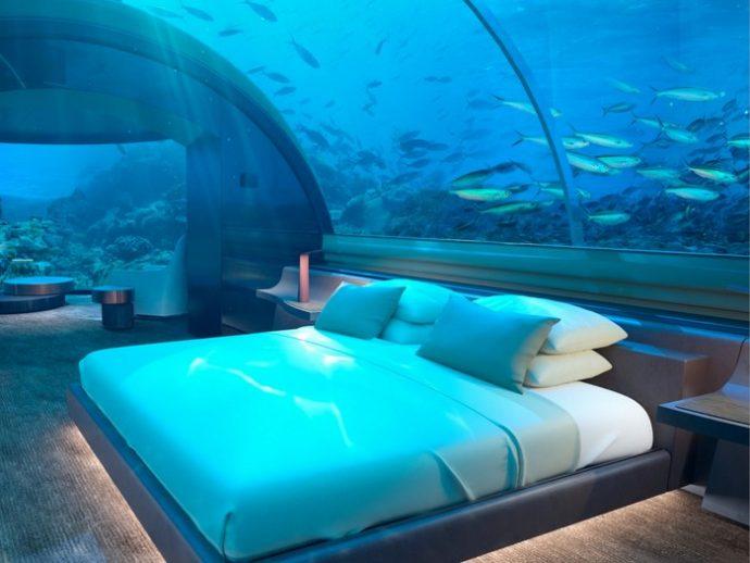 Under The Sea Luxury Underwater Residence Hotel Set To