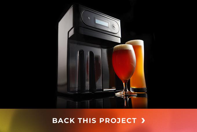 u brew everything brewing machine makes soda coffee tea. Black Bedroom Furniture Sets. Home Design Ideas