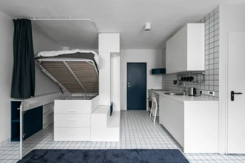 Micro Apartment Design Goals: Smart Layouts for Tiny ...