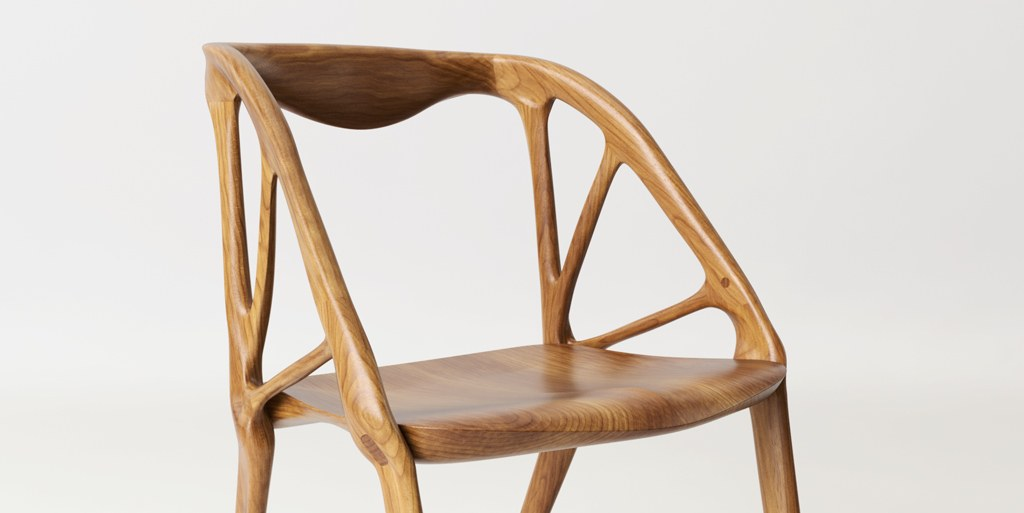 AI Adds Chair Design to Its Resume
