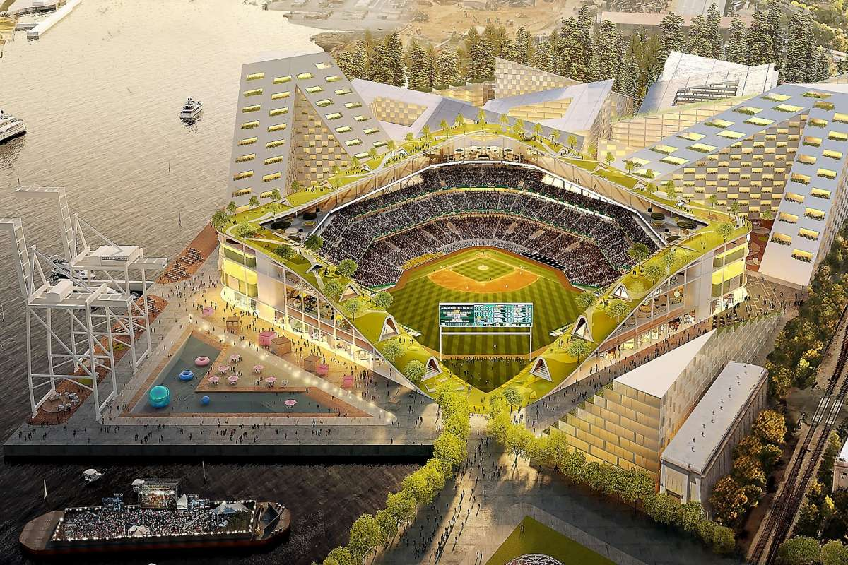 Will the Oakland Athletics Finally Get a New Stadium""