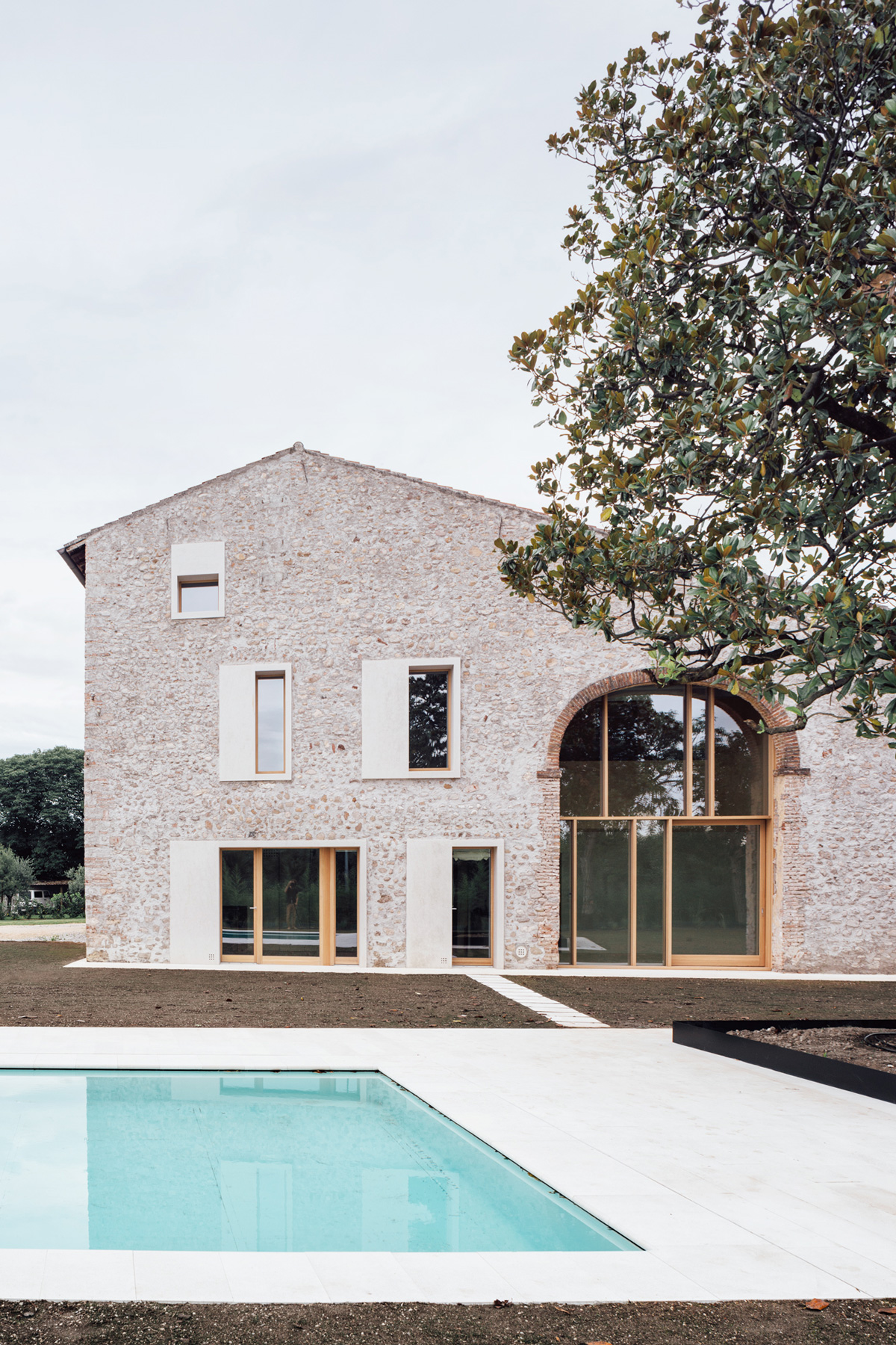 Italian Country Villa Gets a Stunning Modern Update