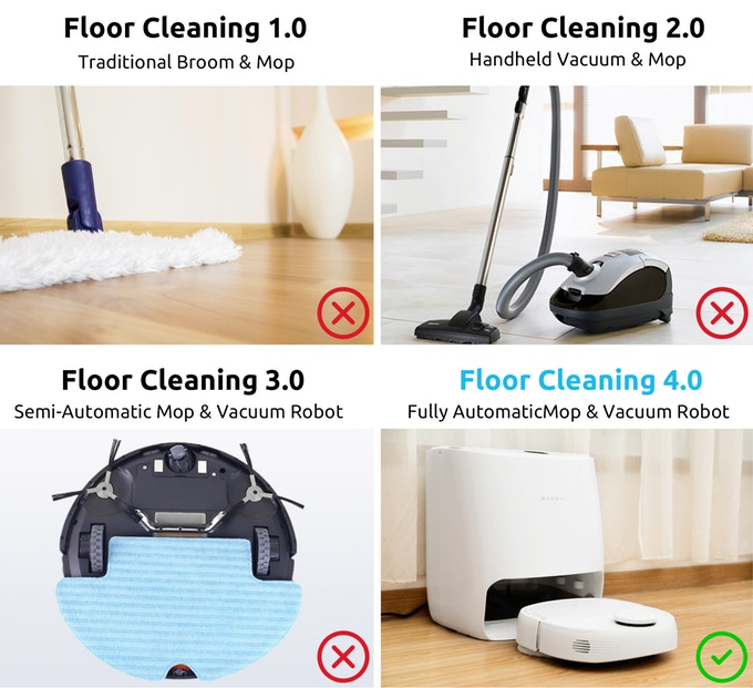 Narwal The Robot Mop And Vacuum Combo That Keeps Your