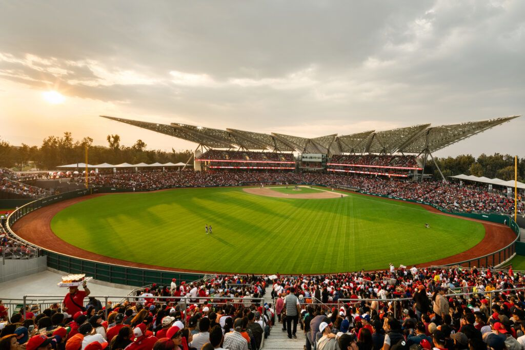 A Refreshing Design for Mexico?s Newest Baseball Stadium