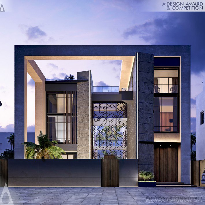The Cube Traditional Arabic Architecture Gets A Modern
