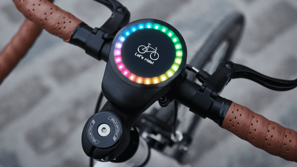 Instant Smart Bike Accessory Adds Five New Functions to Your Ride
