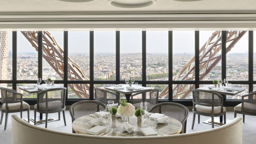 Le Jules Verne: Redesigned Eiffel Tower Restaurant Opens to the...